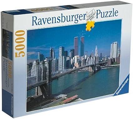 Ravensburger - Rompecabezas de 5000 Piezas (30.1x43.5 cm): Amazon.es: Juguetes y juegos