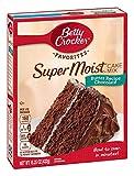 Betty Crocker Favorites Super Moist Butter Recipe Chocolate Cake Mix, 15.25 Ounce