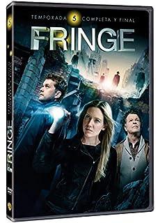 Fringe - 4ª Temporada [DVD]: Amazon.es: Anna Torv, Joshua ...