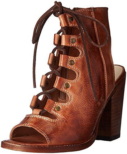 Seng | Stu Womens Osanna Krenget Sandal Cognac Dip Dye
