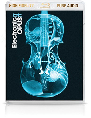 BT: Electronic Opus (High Fidelity Pure Audio Blu-Ray)