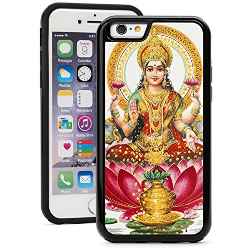 apple-iphone-shockproof-impact-hard-soft-case-cover-lakshmi-goddess-of-wealth-black-for-iphone-7-plu