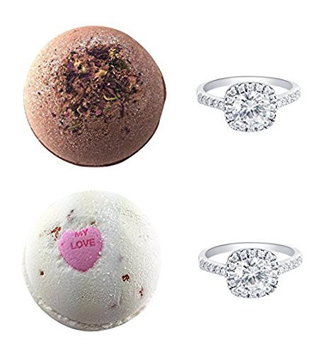 Bath Bombs Surprise Ring Inside product image