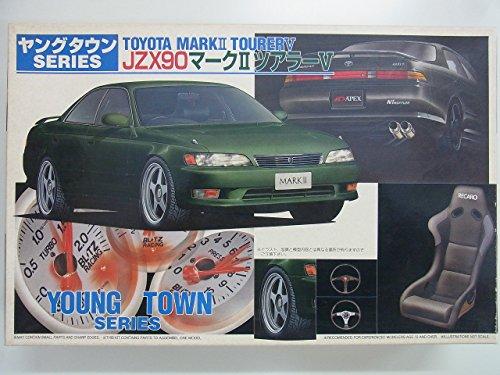 1/24 ヤングタウンシリーズ No.13 JZX90 マークⅡ ツアラーⅤ
