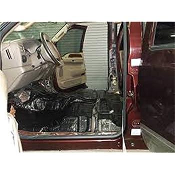 1996-2000 Honda Civic - Roof Hushmat 680965 Sound and Thermal Insulation Kit