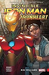 Invincible Iron Man: Ironheart Vol. 1: Riri Williams (Invincible Iron Man (2016-))