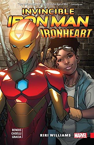 - Invincible Iron Man: Ironheart Vol. 1: Riri Williams (Invincible Iron Man (2016-2018))