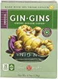 Ginger People Original Ginger Chews -- 4.5 oz