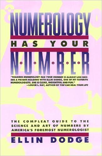 Numerology Has Your Number: Ellin Dodge: 9780671642433: Amazon.com ...