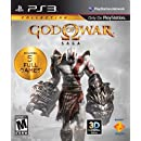 PS3 God of War: Saga Collection - 2 Disc