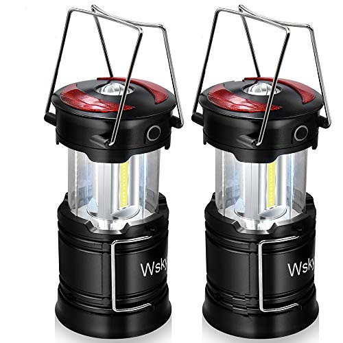 Wsky Led Camping Lantern Rechargeable