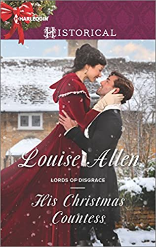 book cover of His Christmas Countess
