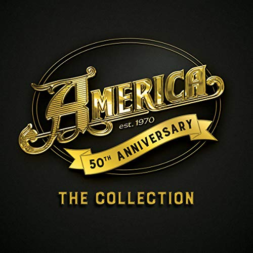 50th Anniversary Collection 3CD America product image