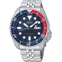 Seiko SKX009K2 Mens Watch Automatic 200m Diver Stainless steel