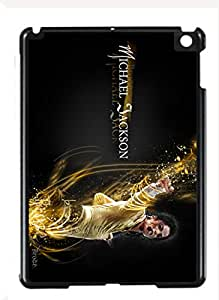 Case Cover Silicone Ipad Air Protection MJ02 Design Michael Jackson Singer