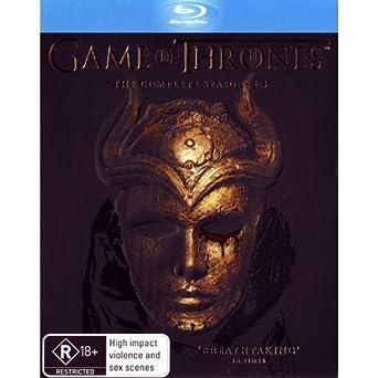 Juego de tronos / Game of Thrones Complete Seasons 1-5 23-Disc Box Set Game of Thrones - Seasons One to Five Blu-Ray: Amazon.es: Lena Headey, Iain Glen, Nikolaj Coster-Waldau, Julian Glover, Charles