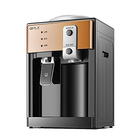 Dispensador de agua caliente, Dispensador De Enfriador De Agua De Encimera: Agua FríA Y Caliente, Ideal para Uso En El Hogar