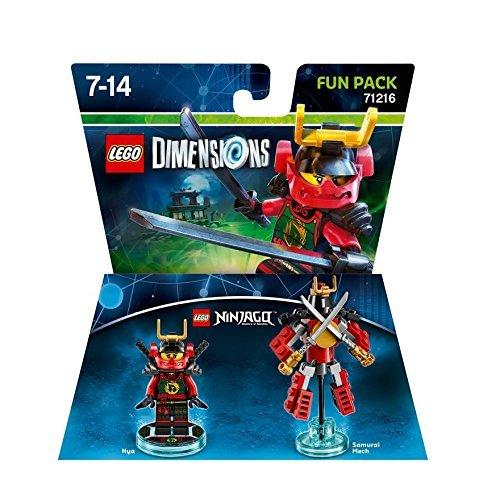 LEGO Dimensions Fun Pack: LEGO Ninjago Nya by LEGO