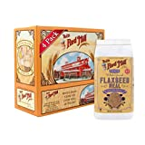 Bob's Red Mill Brown Flaxseed Meal, 16-ounce (Pack of 4) (Package May Vary) by Bob's Red Mill