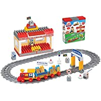 Raylı Tren Set 65 Parça