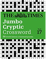 The Times Jumbo Cryptic Crossword Book 17: 50 world-famous crossword puzzles