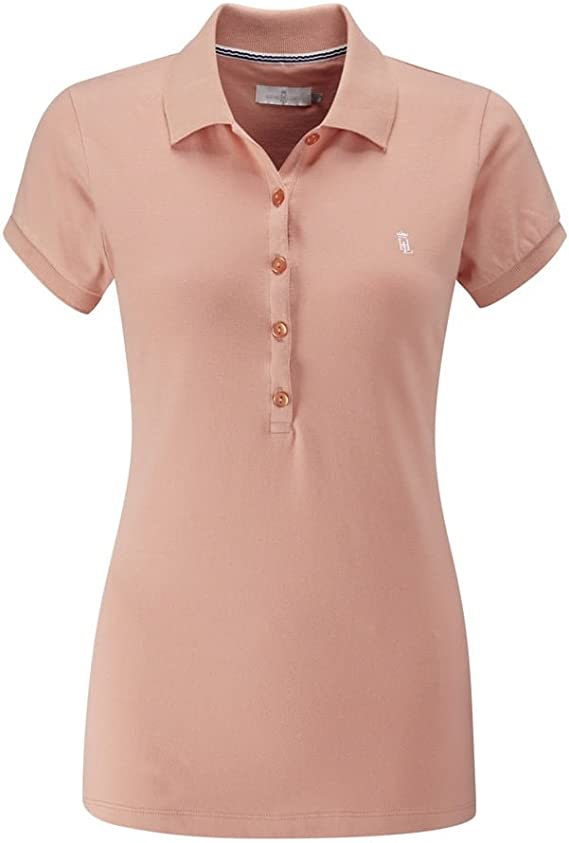 Henri Lloyd - Polo - para Hombre Beige Color Carne Large: Amazon ...