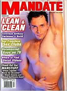 Mandate Magazine March 2001: Mandate Publications, Ltd ...