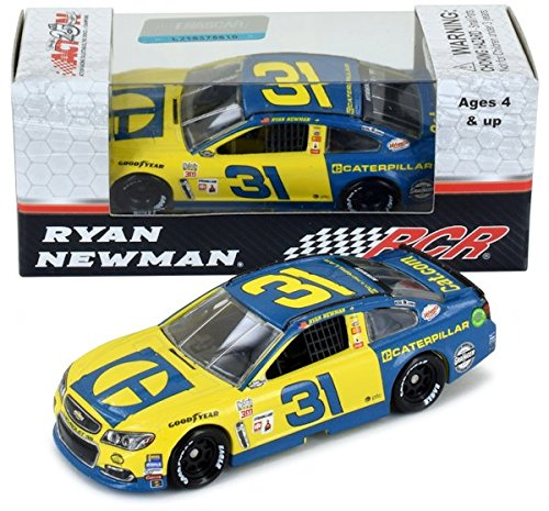 - Lionel Racing Ryan Newman #31 Caterpillar Darlington Throwback 2017 Chevrolet SS 1:64 Scale HT Official Diecast of The NASCAR Cup Series.