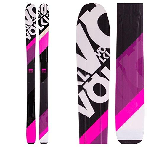 2016 Volkl 100 Eight Pink Skis
