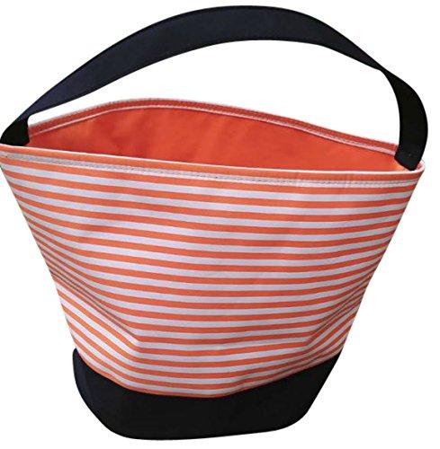 Jolly Jon Halloween Trick Treat Bags - Kids Candy Bucket Tote Bag -