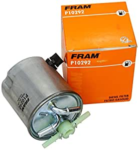 Fram P10292 Filtro combustible