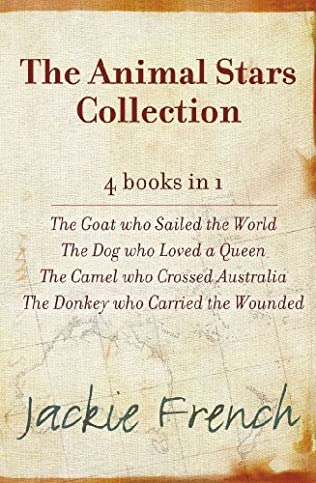 book cover of The Animal Stars Collection