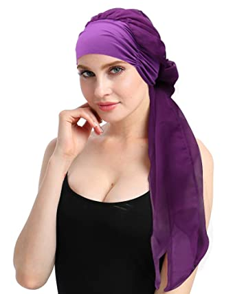 ffa623eea FocusCare Stylish Chemo Headwraps Headwear for Alopecia Women ...
