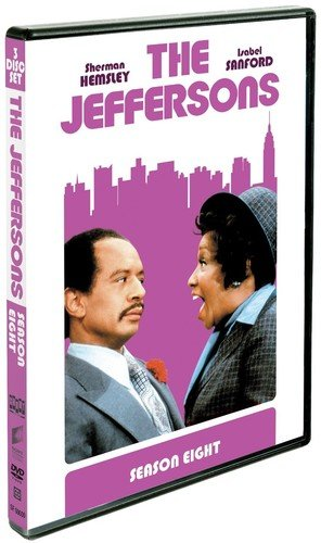 - The Jeffersons: Season 8