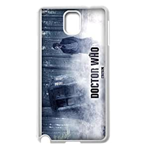 JamesBagg Phone case Doctor Who series pattern case cover For Samsung Galaxy NOTE3 Case Cover DW-STK-0886