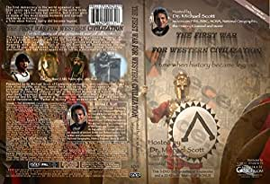 The First War for Western Civilization (8 Episodes, 3-DVD Disc Set, Non-USA, PAL-Format)