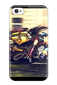 Tough Iphone CuyOWvZ7381bcsBn Case Cover/ Case For Iphone 4/4s(gina Video Game Other)