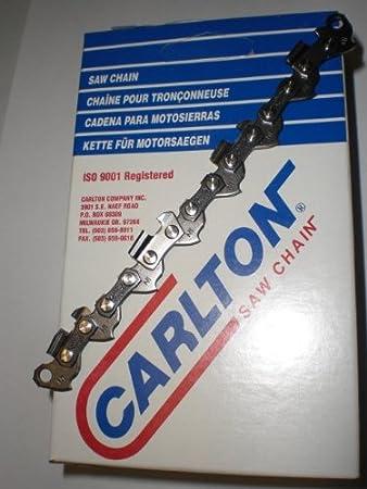 Carlton S/ägekette Halbmei/ßel 3//8 LP 1,3 49 35cm