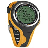Mares Smart Apnea Dive Computer - Black/Orange
