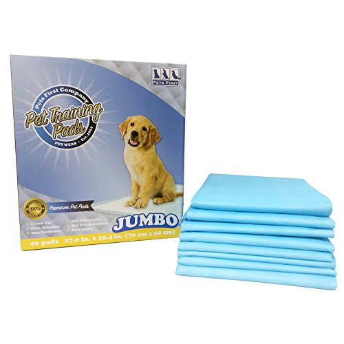 wet and dry xl training pads - 3