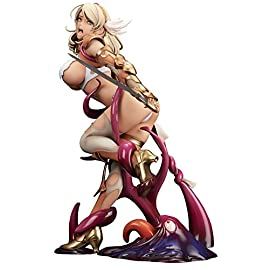 ODA non drawn illustrations brave murder-fight with slime-Brown ver. 1 / 6 scale PVC pre-painted completed figure