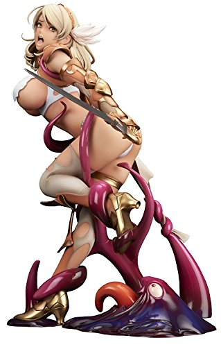 ODA-non-drawn-illustrations-brave-murder-fight-with-slime-Brown-ver-1-6-scale-PVC-pre-painted-completed-figure