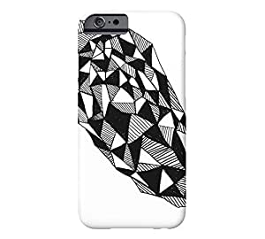 Apotheosis iPhone 6 White Barely There Phone Case - Design By FSKcase?