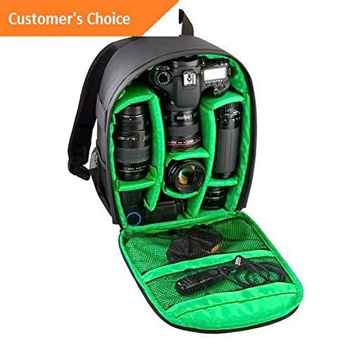 Ashley Shoulder Bag - Kaputar 2018 Waterproof DSLR Camera Backpack Shoulder Bag Case For Canon For Nikon Sony | Model BCKPCK - 12 |