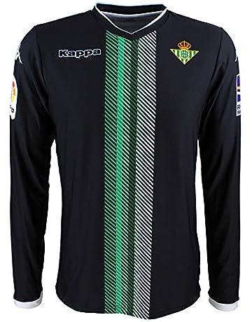 2ª equipación oficial de portero - Real Betis Balompié 2018 2019 - Kappa  Official GK 2c86b8eb85cfe