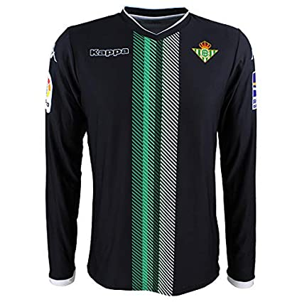 8fd451913f9c3 2ª equipación oficial de portero - Real Betis Balompié 2018 2019 - Kappa  Official GK