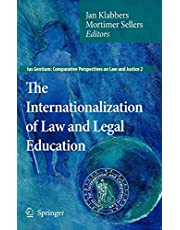 The Internationalization of Law and Legal Education (Volume 2)