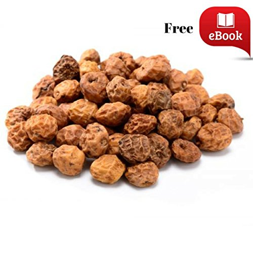 Wests Tigers (West African Tiger Nuts, Perfect for Tigernut Milk, Flour and for Keto Diet 1 Lbs Sun Dried (Pack of 1 (1 Lbs)))