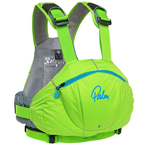 2016 Palm FX Whitewater/River PFD in Lime 11729