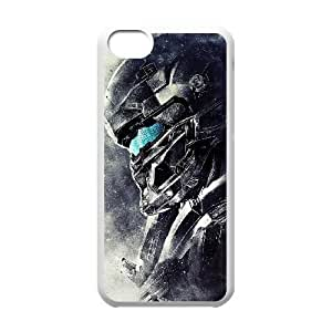 Halo 5 Guardians iPhone 5c Cell Phone Case White xin2jy-4413507